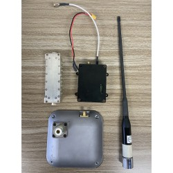 Uav Transmitter 30-50km Distance Line of Sight by Video Link